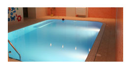 Bazén wellness Žilina